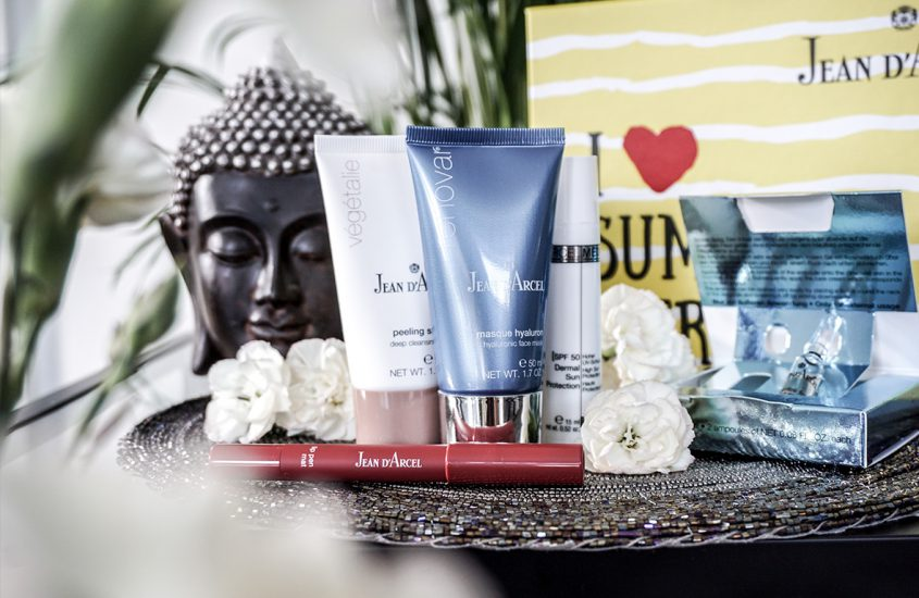 I Love Summer Box by Jean D'Arcel