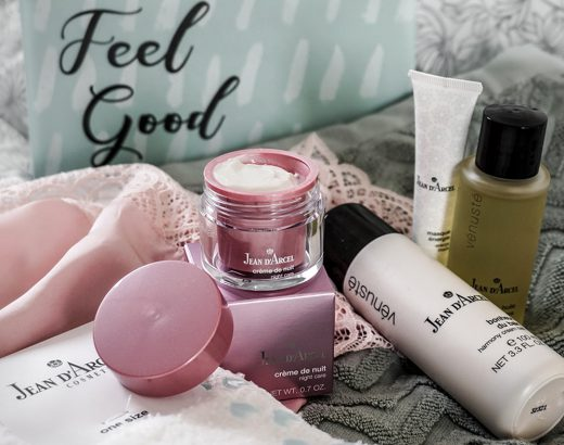 JEAN D'ARCEL Feel Good Box